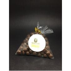 Grão de Café Obatã numa Torra Crocante Coberto de Chocolate ao Leite