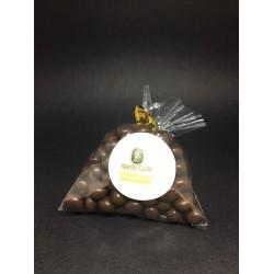 Grão de Café Obatã numa Torra Crocante Coberto de Chocolate ao Leite - Item Não Disponível para Envio Via Correios
