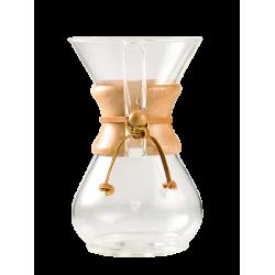 Chemex Jarra de Vidro - The Best Brewing Coffees - CoffeeMaker