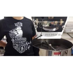 Camiseta Kento Café - Feminino - Inspired By Diedrich IR12
