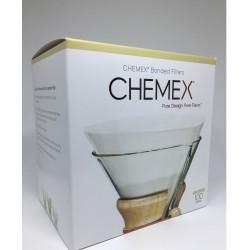 Filtro para Chemex Circular c/ 100 unidades