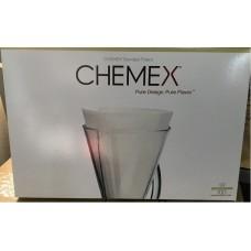 Filtro Chemex  - C/100 Meia lua