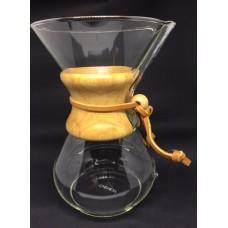 Chemex  em Vidro - Original Chemex 6 cup