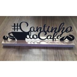 Enfeite Cantinho do Café