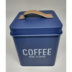 Kit Lata em Metal Coffee com 250gr de Café Especial