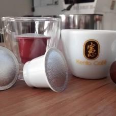 Cápsulas de Café Blend - Embalagem com 10 unidades * compatível Nespresso.