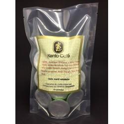 Cápsulas de Café Exótico Gesha - 10 unidades
