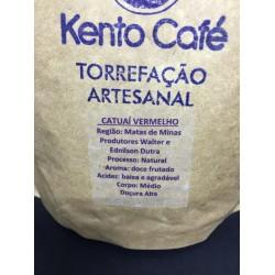 Café Catuaí Vermelho das Matas de Minas - 250gr Torrado Para Métodos de Preparo